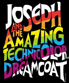 Joseph and his Amazing Technicolour Dreamcoat